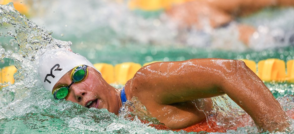 Dansk europarekord ved World Series i Berlin