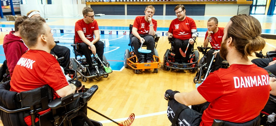 Er du Powerchair Floorball Danmarks nye team manager?