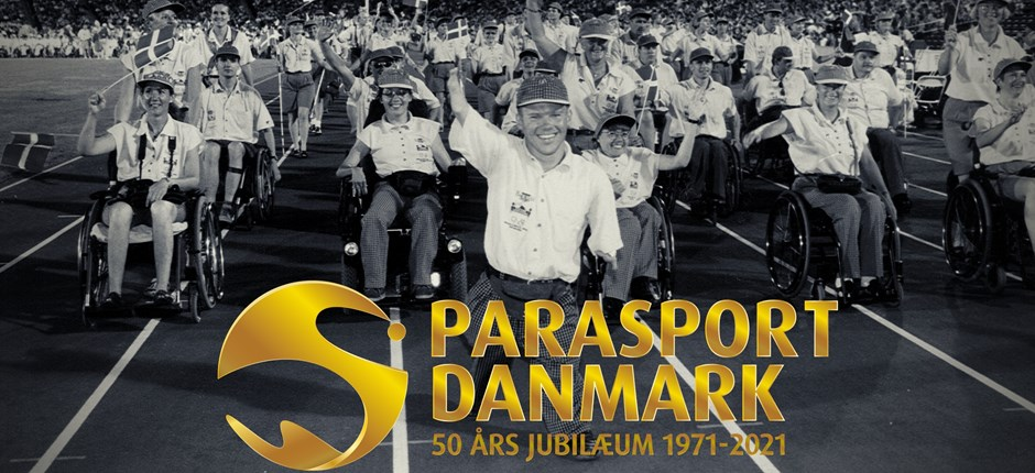 Parasport Danmark fylder 50 år den 31. oktober 2021.